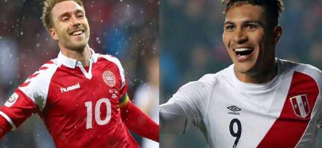 Prediksi Pertandingan Sepakbola Timnas Peru VS Timnas Denmark