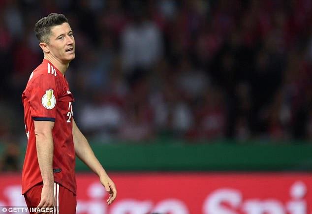 Robert Lewandowski Utarakan Niat Untuk Segera Hengkang Dari Munich