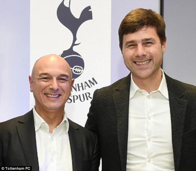 Mauricio Pochettino Tetap Melatih Di Tottenham Sampai 2023