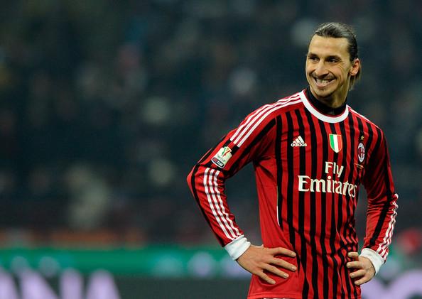 Zlatan Ibrahimovic Berpeluang Kembali Bermain Bagi AC Milan