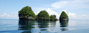 Kisses Islets, Libjo, Dinagat Islands