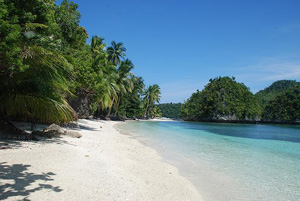 Punta Villa Beach Resort, Libjo, Dinagat Islands