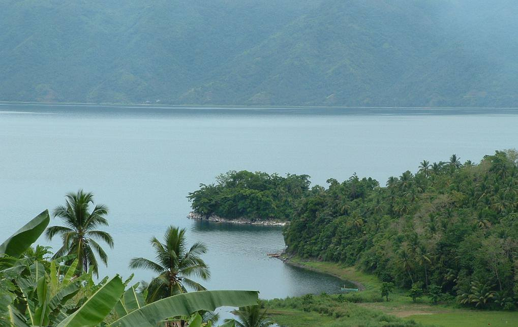 lake mainit, jabonga, agusan del norte
