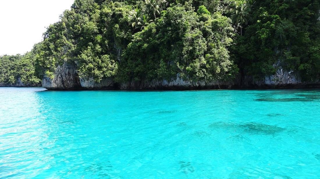 kabakongan cove, basilisa, dinagat islands