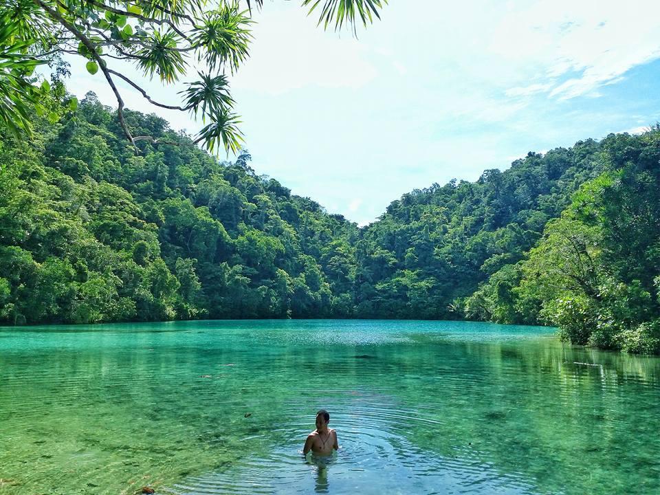 blue lagoon, cantilan, surigao del sur