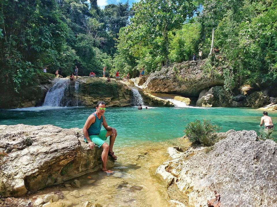 baobao falls, diatagon, lianga, surigao del sur