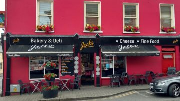 Food shops in Killorglin