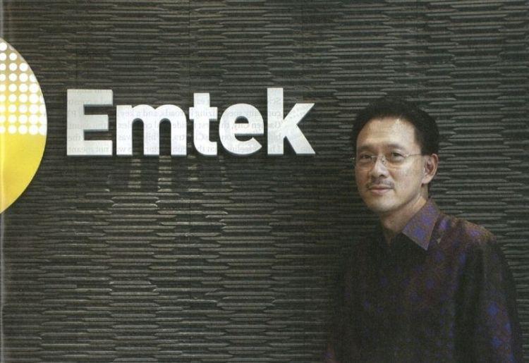 Eddy Kusnadi Sariaatmadja pemilik Elang Mahkota Teknologi, no 19 orang terkaya di indonesia