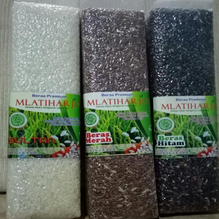 jual beras organik
