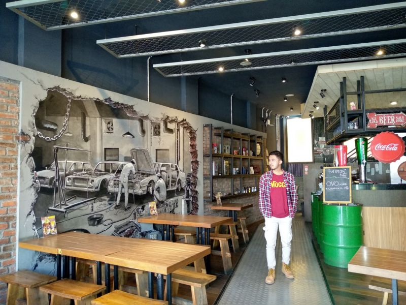 Decorasi Cafe Terunik 2020