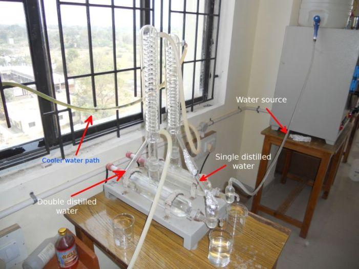 pengertian destilasi
