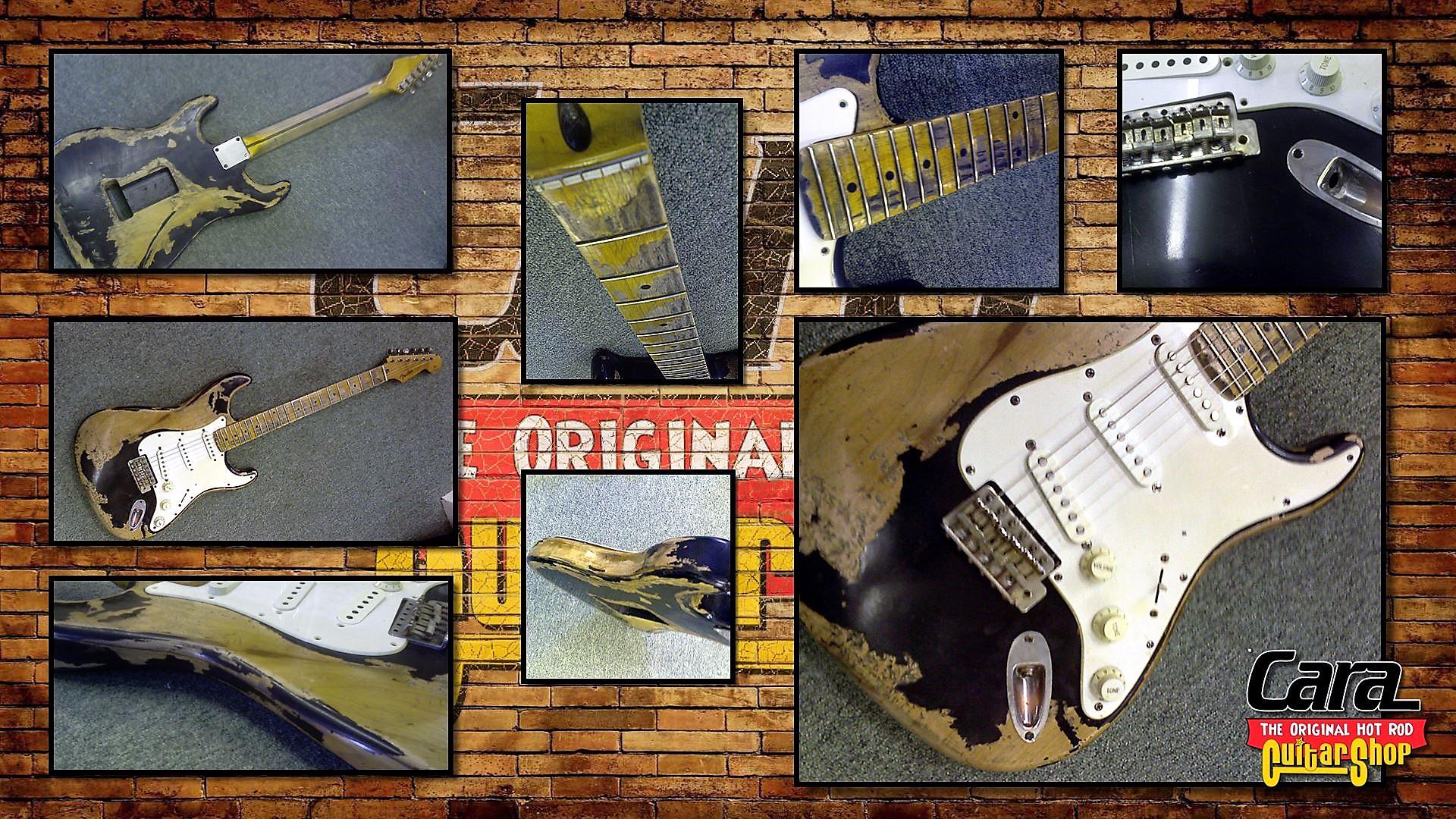 John Mayer Relic