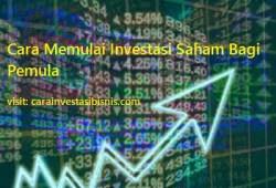 7 Cara Memulai Investasi Saham Untuk Pemula