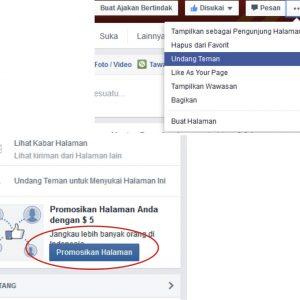 Promosi Facebook Ads