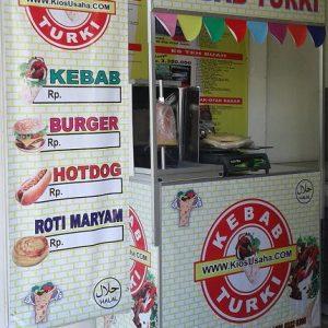 Franchise Kebab Turki