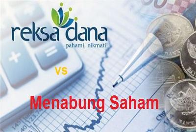menabung saham atau investasi reksa dana