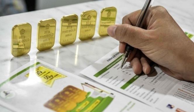 masa tenggang Gadai Emas