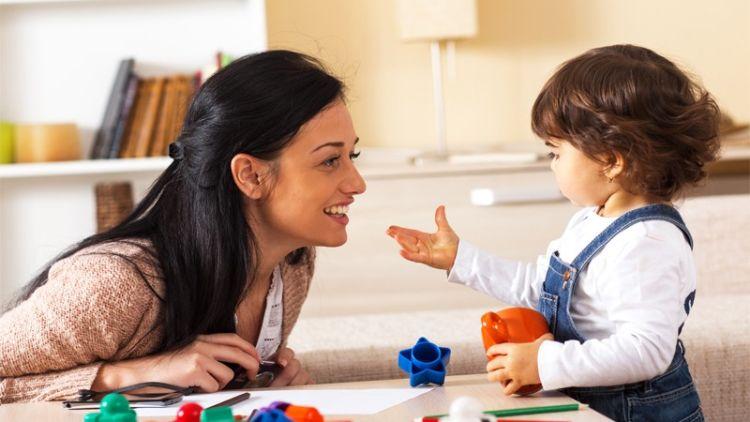 komunikasi dengan anak