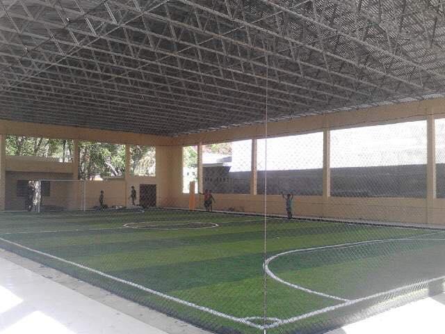 Biaya Konstruksi Baja futsal