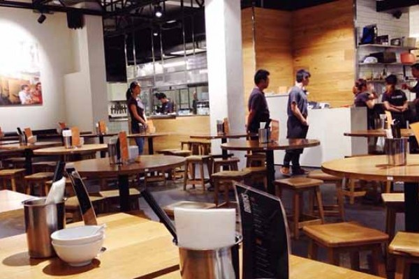 Bisnis Kafe