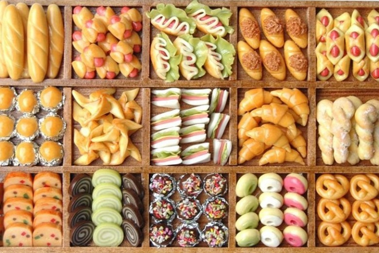 Pastry dan Bakery