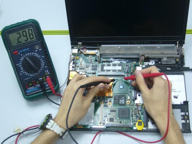 Les Perbaikan Komputer