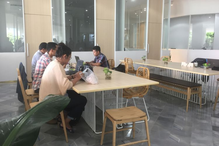 Bisnis Co Working Space