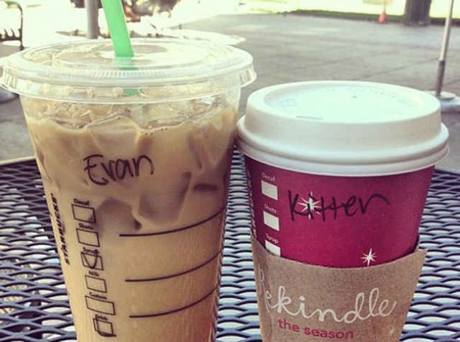 Minuman seperti Starbuck
