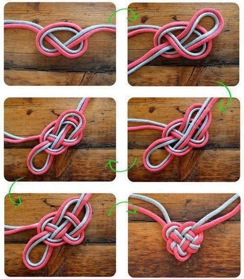 kerajinan tangan dari tali sepatu