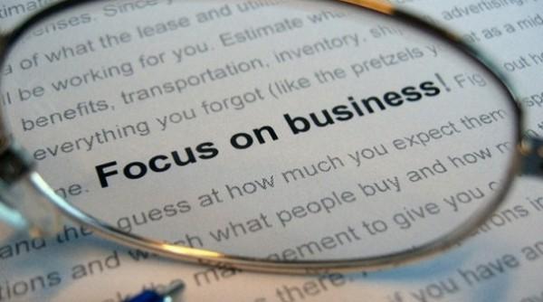 Fokus bisnis
