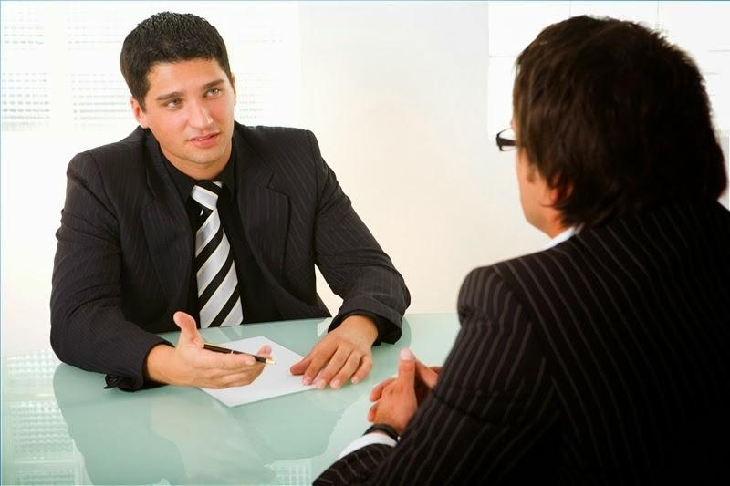 Lakukan wawancara