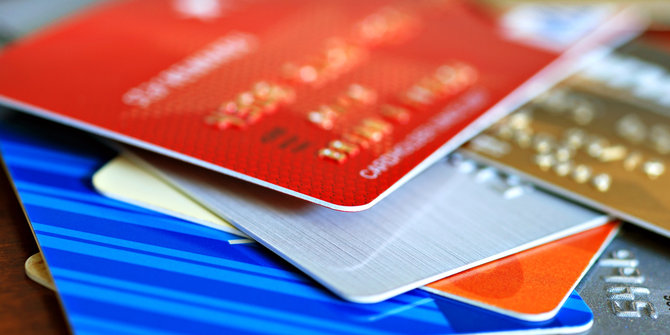 Kartu kredit diblokir