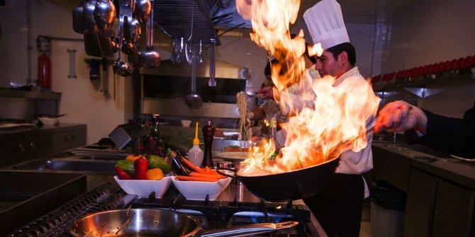 Usaha Restoran Bangkrut