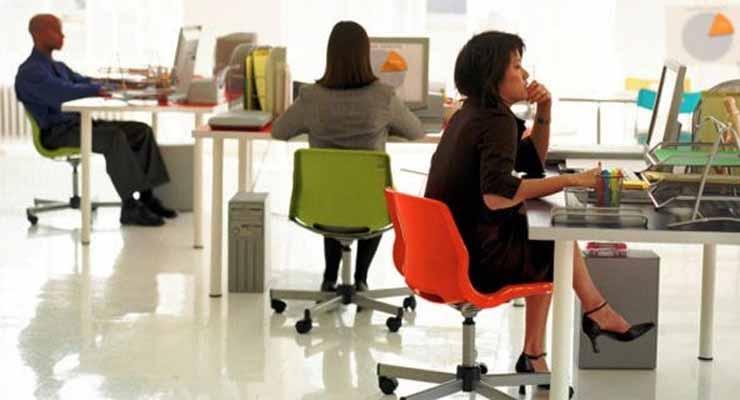Lingkungan kerja yang nyaman
