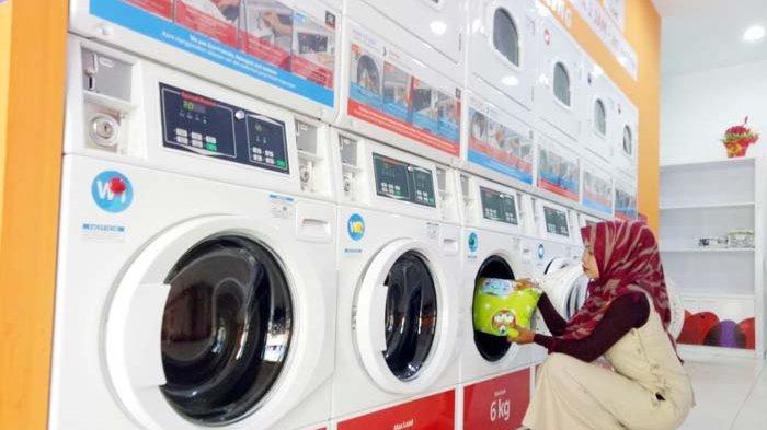 Membuka Jasa Laundry