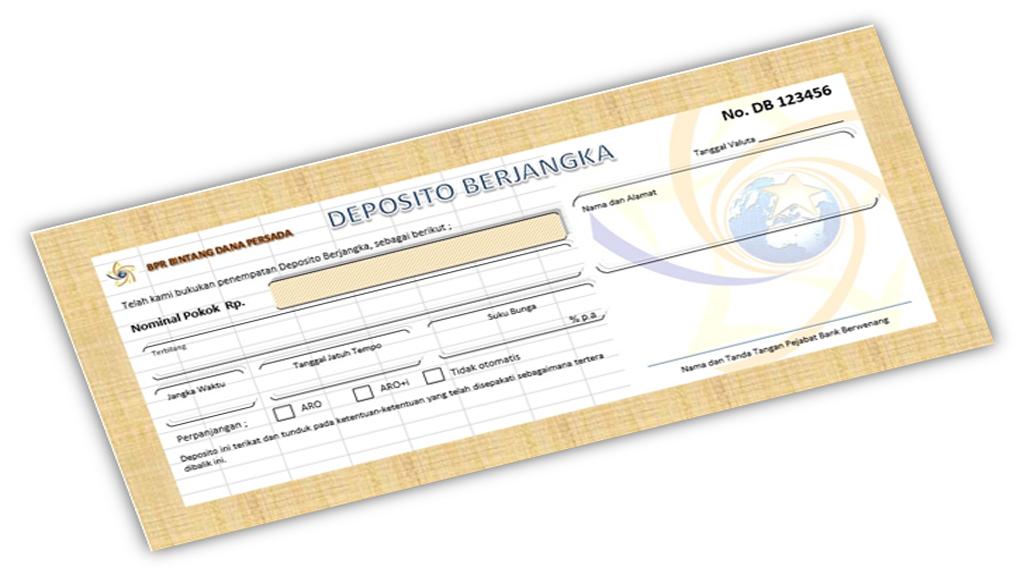 Rekening Deposito