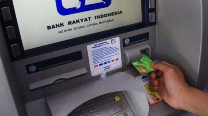 Mesin ATM Bri