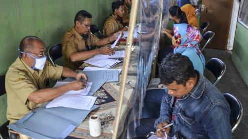 Mendaftar Bantuan Sosial Produktif Usaha Mikro