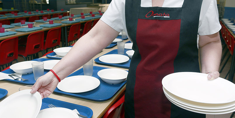 Elegir catering para comedor escolar o de empresa? Olmata te ...