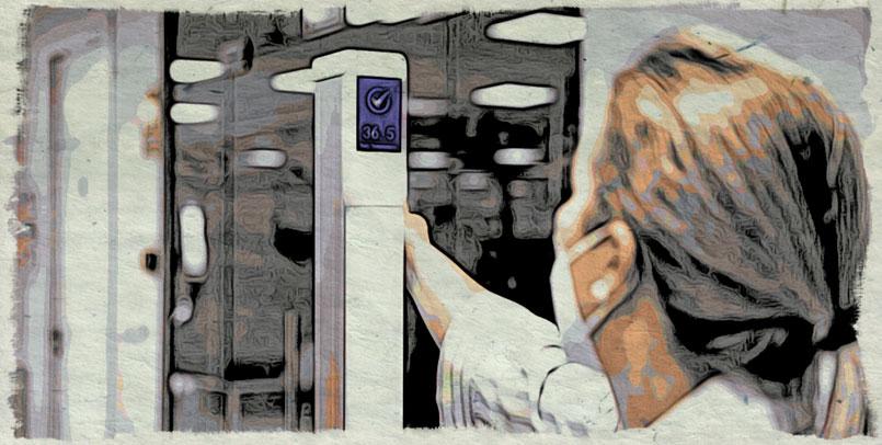 detección de mascarilla