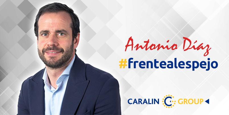 Antonio Díaz #frentealespejo