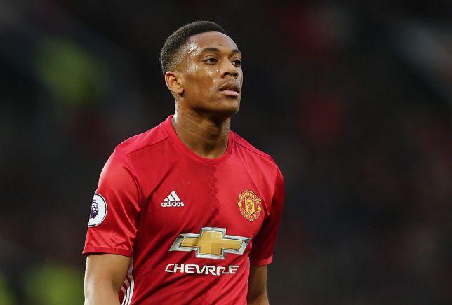 Sevilla Berencana Akan Mendatangkan Anthony Martial Pemain Dari Manchester United