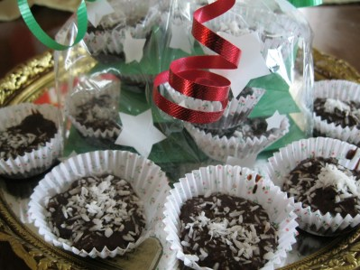 Home made Chocolates