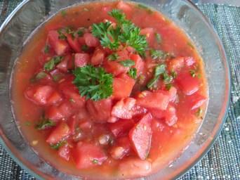 Make your own fresh salsa
