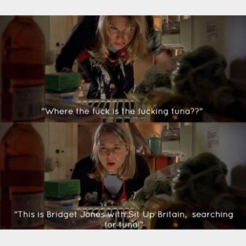 Reason I am Bridget Jones