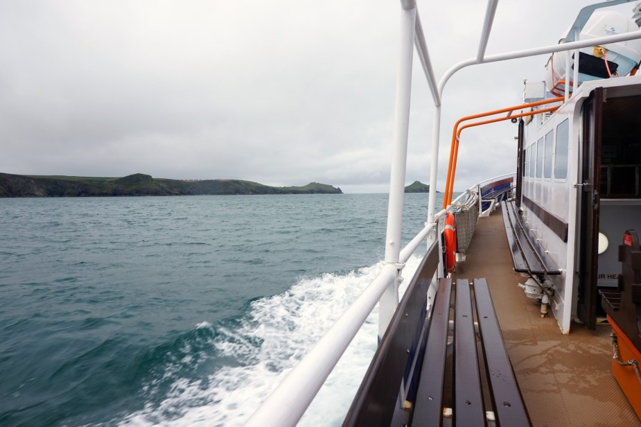 Boat trip Padstow