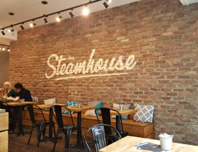The Steamhouse Bagels