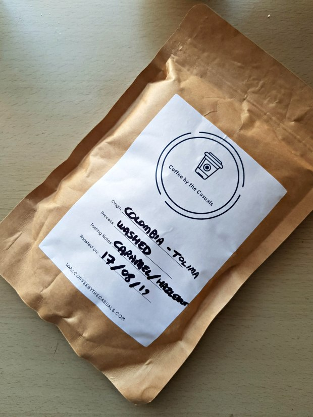 Coffee By The Casuals pack