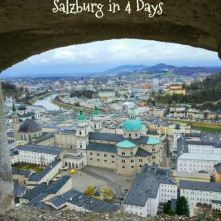 Salzburg in 4 days: Part 1