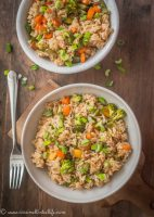Easy Instant Pot Fried Rice